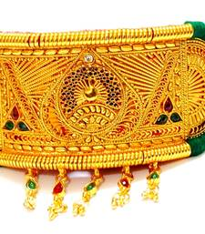 Buy Traditional Gold looking armlet or baajuband bajuband online