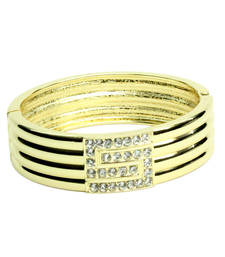 Buy Gold antique gold bangles-and-bracelets eid-jewellery online
