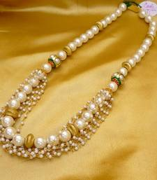 Buy Pearl Indowestern Necklace  necklace-set online