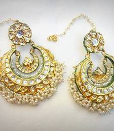 Buy Chaandni Pearls Baalla - delievery in 7 days Earring online