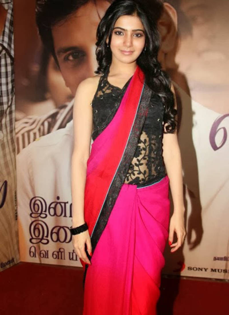 Buy Samantha Bollywood Replica Saree Online