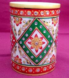 Buy marble Pen stand birthday-gift online