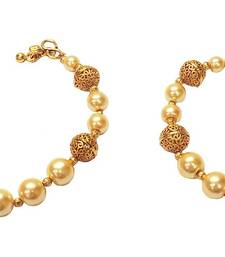 Buy Antique pearl Anklets Payal Women Jewellery anklet online