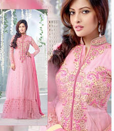 Buy Party-wear Bollywood Anarkali Gown party-wear-gown online