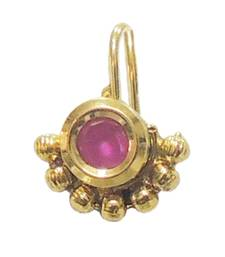 Buy Traditional Nose Nath For Women Fashion Jewellery nose-ring online