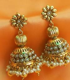 Buy lovely earrings  jhumka online