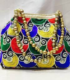 Buy Designer traditional potli bag potli-bag online