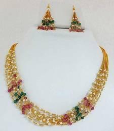 Buy Multi Chain Set Necklace online