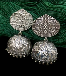 Buy Best Reasonable German Silver Replica Earrings stud online