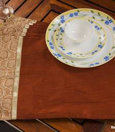 Buy Table mats - Brown table-mats-and-runner online