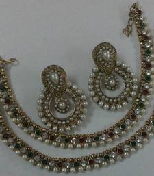 Buy Designer Earings with Traditional Anklets anklet online