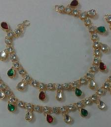 Buy Designer Traditional Anklets anklet online