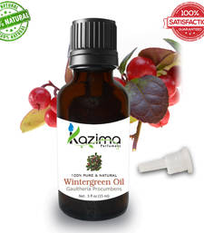 Buy Wintergreen essential oil (15ml) 100% pure natural and undiluted oil essential-oil online