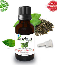 Buy Peppermint essential oil (15ml) 100% pure natural and undiluted oil essential-oil online