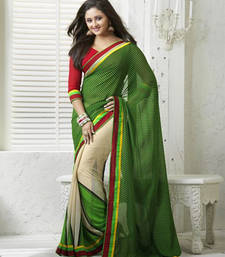 Buy Adah Fashions Designer Embroidery  Designer Saree printed-saree online