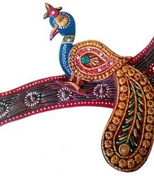 Buy Pecock Key Holder Diwali Corporate gifts sculpture online