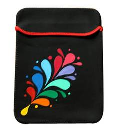 Buy Color Splash Laptop Sleeve laptop-skin online