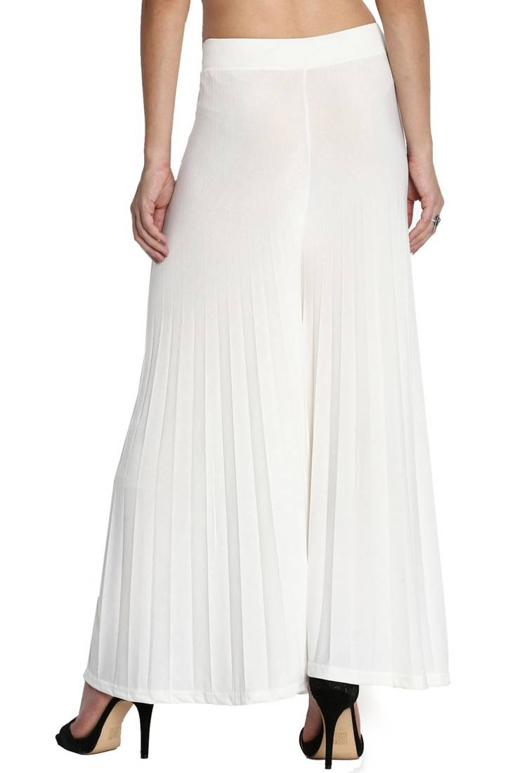 Awesome Bimba Womens Cotton Palazzo Pants Back-Elastic-Waist Hand Pajama Set | EBay