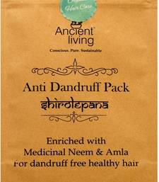 Buy Ancient living anti dandruff pack-100gm(set of2) personal-cis online