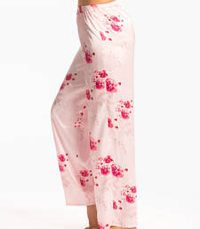 "Buy PrettySecrets Pink Pearl Rose ""Cozy-Fit"" Pajamas nightwear online"