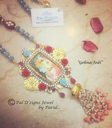 Buy Gehna - Jodi (Neckline) Necklace online