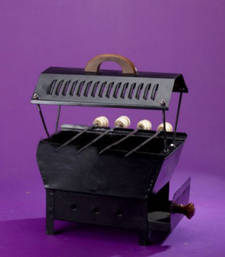 Buy Awsome Table Top Barbeque Griller Set gifts-for-mom online