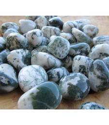 Buy Tree agate tumbled stone set of 3 healing crystal gemstone jewellery other-gemstone online