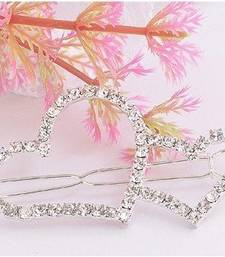 Buy Hearts Hair Pin hair-pin online