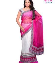 Buy party wear Lehenga Saree lehenga-saree online