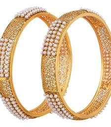 Buy Multicolor pearl bangles-and-bracelets eid-jewellery online