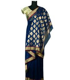 Buy Chanderi Sarees silk-saree online