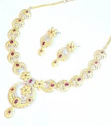 Buy Royal elegant bridal wear set 1089 bridal-set online