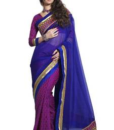Buy indian Designers Cotton Supernet Saree by Sareez House cotton-saree online