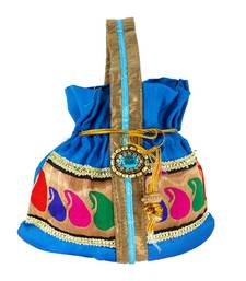 Buy Goldencollections Hand Pouch potli-bag online