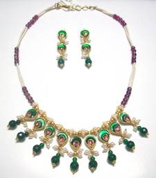 Buy Exclusive Designer Kundan Neckpiece gifts-for-wife online