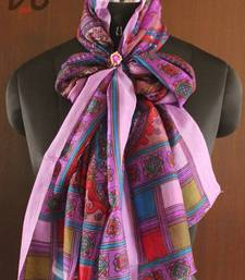PURE SILK NECK-WRAP shop online