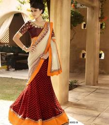 Buy eternal collection 6002 b  lehenga-saree online
