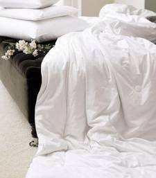Buy Just Linen Budget Cotton Silkenised Queen AC Duvet Filler duvet-cover online