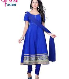 Buy Party/Festival wear Designer Anarkali Suits Diwali online shopping diwali-discount-offer online