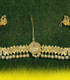 Buy Design no. 23.935....Rs. 5650 hair-accessory online