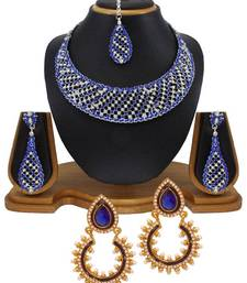 Buy Diwali Discount offers - Vendee Fashion Stylesh look combo jewellery (1325) necklace-set online