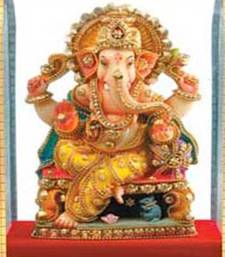 Buy LP 143 Ganesh Idol lp143 ganesh-chaturthi-gift online