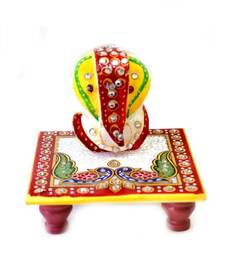 Buy Choki Ganesh Small tray online