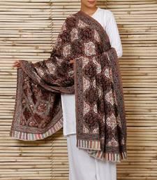 Buy Woollen kani shawl shawl online