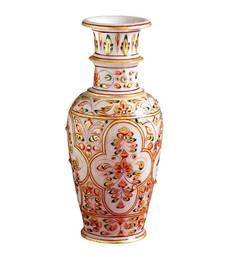 Buy marble flower vase vase online
