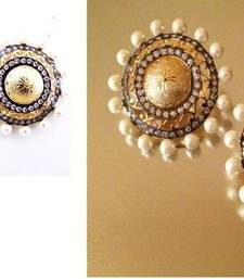 Buy Design no. 1.556....Rs. 1850 danglers-drop online