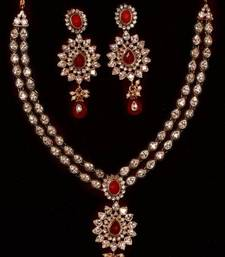 Buy Design no. 10b.2021....Rs. 3250 Necklace online