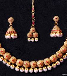 Buy Design no. 10b.2022....Rs. 1500 Necklace online