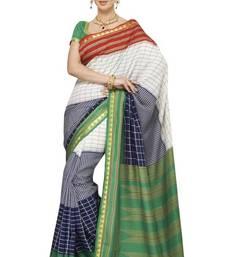 Buy bhagalpuri style E7516B saree art-silk-saree online