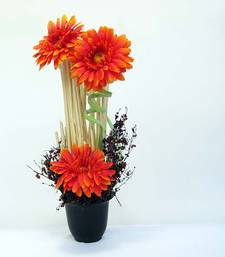 Buy Artificial Daisy flower Arrangement to go! artificial-flower online